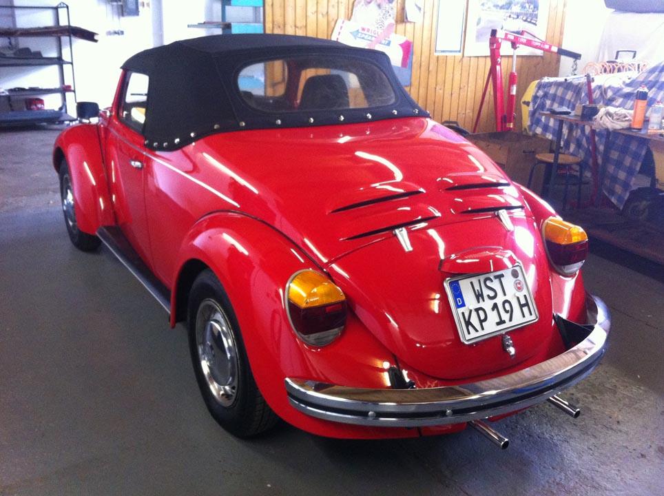 ...Faszination VW Käfer...